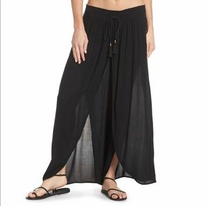 New Gauze Cover Pant Cover Up